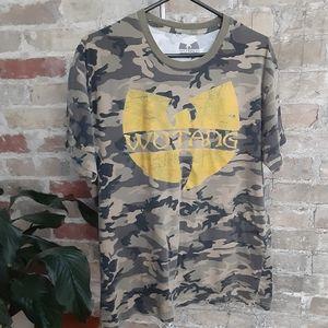 Wu-Tang Camo T-Shirt